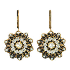 Special Deco Earrings From Michal Golan Jewelry