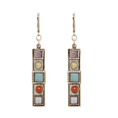 Michal Golan Tranquility Earrings - One Left