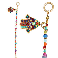 Michal Golan Beaded Hamsa