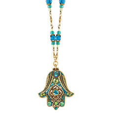 Evil Eye Grean Teal Hamsa