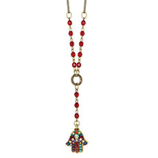 Hamsa Necklace By Michal Golan - N3104