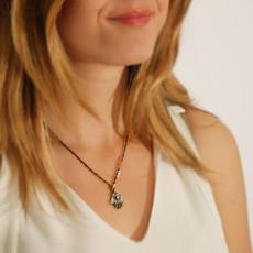 Michal Golan Small Hamsa Necklace