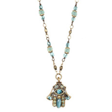 Michal Golan Jewelry Cat Eye Hamsa