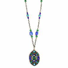 Golan Michal Peacock Necklace