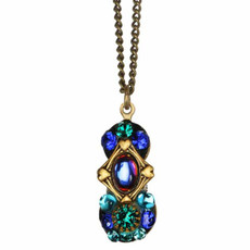 Peacock Necklace From Golan Jewelry