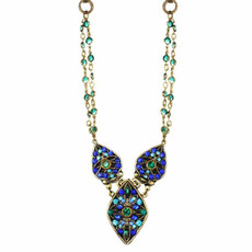Michal Golan - Peacock Necklace