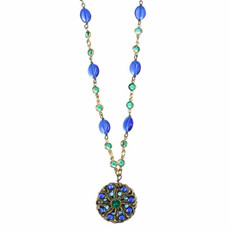 Michal Golan Jewelry Peacock Necklaces