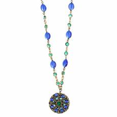 Michal Golan Jewelry Peacock Necklaces