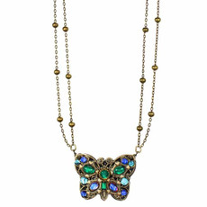 Michal Golan Necklace Peacock N3301