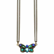 Michal Golan Peacock Necklace