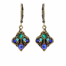 Michal Golan Earring Peacock