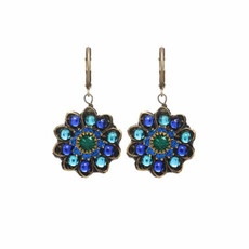 Michal Golan Jewellery Peacock Earring