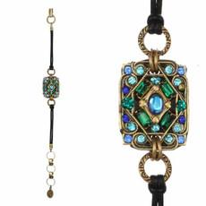 Peacocks Bracelet From Michal Golan Jewelry