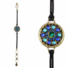 Michal Golan Peacock Bracelet