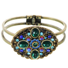 Michal Golan Bangle Peacock
