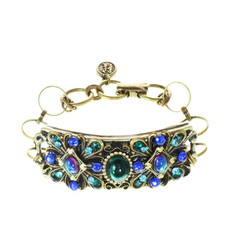 Peacock Bracelet From Michal Golan Jewelry