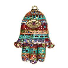 Wall Hamsa From Michal Golan Jewelry