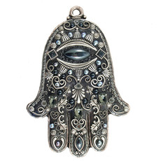 Michal Golan Jewelry Wall Hamsa