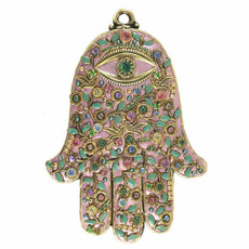 Michal Golan Jewellery Evil Eye Wall Hamsa