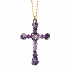 Cross necklace from Michal Golan Jewellery