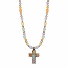 Michal Golan Necklace Cross
