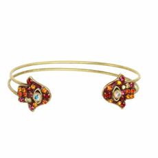 Michal Golan Small Double Red Hamsa