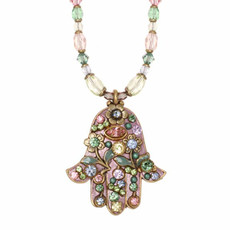 Michal Golan Necklace Hamsa
