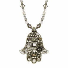 Michal Golan Jewellery Hamsa Necklace