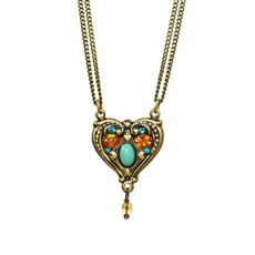 Michal Golan Necklace Heart