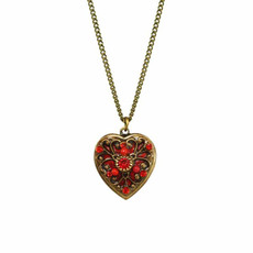 Michal Golan Heart Necklace