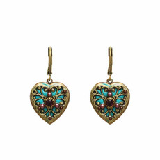 Michal Golan Earrings Heart