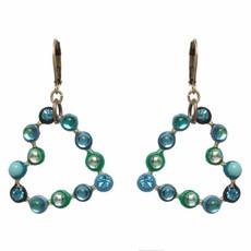Heart earrings from Michal Golan Jewelry