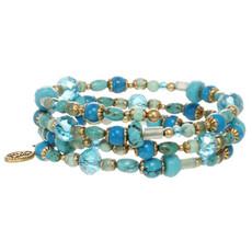 Michal Golan Nile Bracelet Turquoise