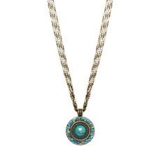 Turquoise Golan Michal Nile Necklace