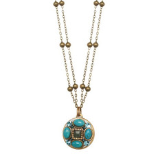 Nile necklace from Michal Golan Jewelry