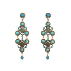 Nile earrings by Michal Golan Jewellery