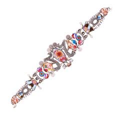 Ayala Bar Spring 2015 Bracelet Stained Glass