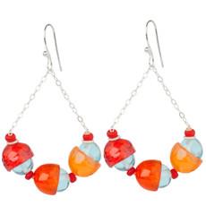 Orna Lalo Spring Fever Earrings - One Left