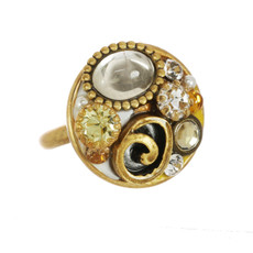Michal Golan Jewelry Small Round Ring