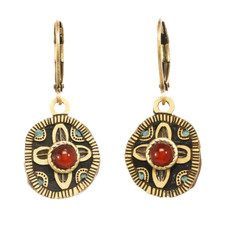 Michal Golan Earrings Small Circle