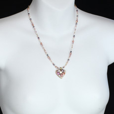 Michal Golan Heart Pendant Necklace - second image