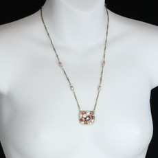 Medium Square necklace from Michal Golan Jewelry - second image
