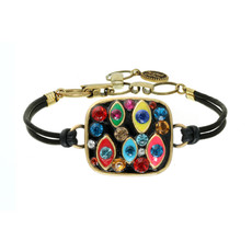 Michal Golan Bracelet Medium Multi-eye