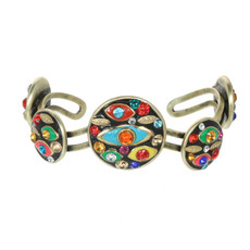 Michal Golan Jewelry Five-part Multi-eye Bracelet