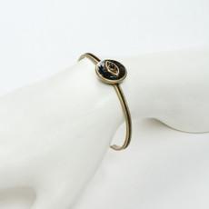 Michal Golan Evil Eye Black Bracelet - second image