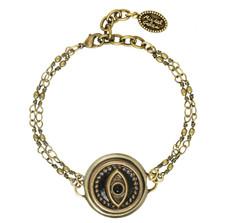 Michal Golan Round Double Chain Bracelet