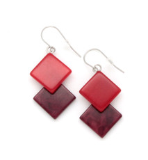 Encanto Jewelry Amelia Pomegranate Earrings