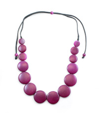 Purple Encanto Jewelry Ashpa Lilac Necklace