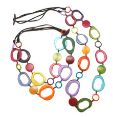 Encanto Semilla Multicolor Kayuna Necklace