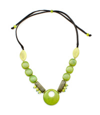 Encanto Jewellery Safia Bamboo Necklace